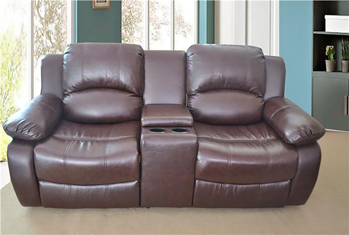 Lazyboy Electric Valencia 2 Seater Bonded Leather Recliner